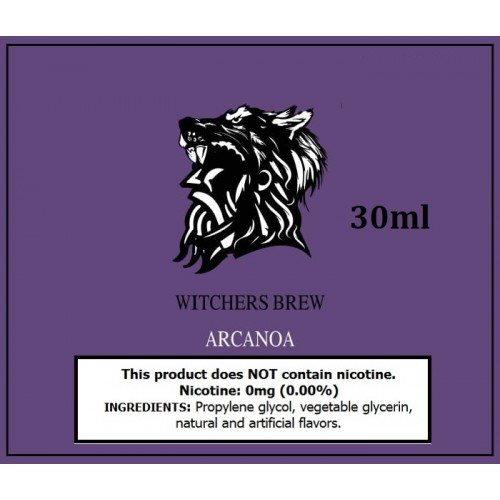 Witchers Brew Arcanoa 30ml  (JAPAN Domestic Shipping)