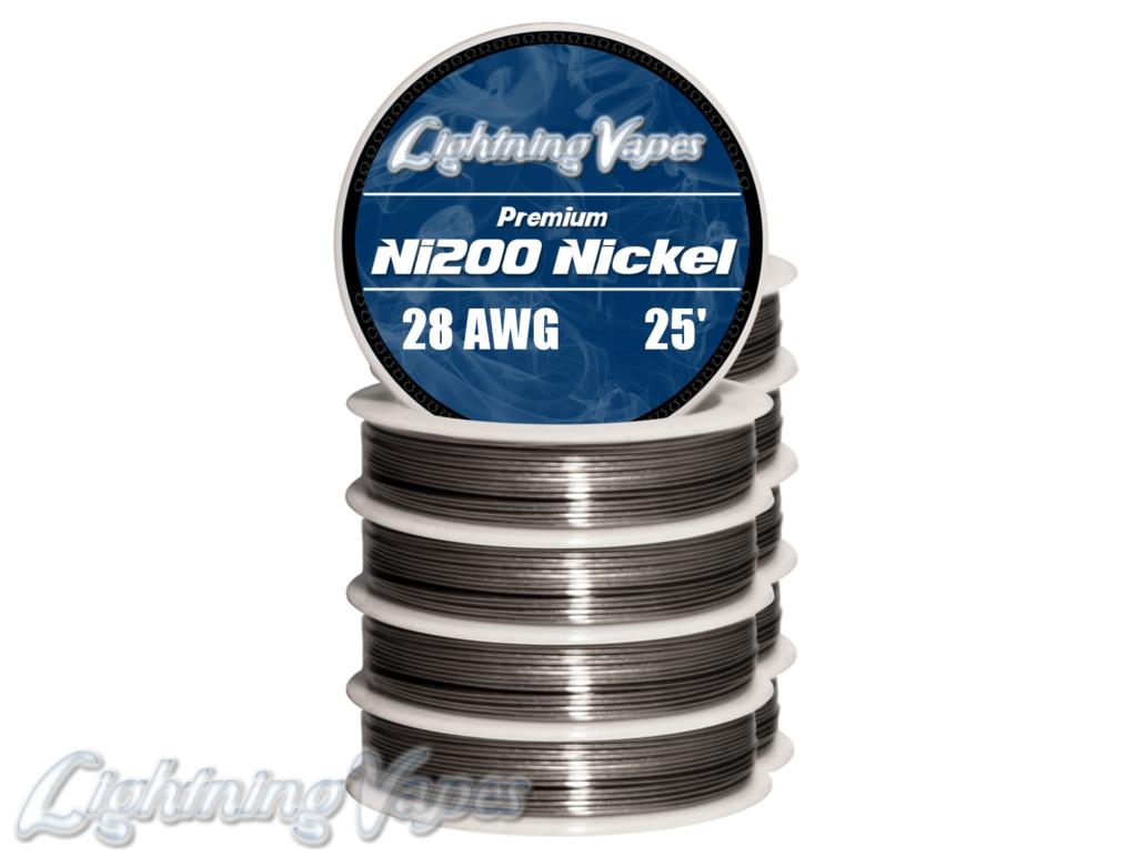 Pure Nickel Wire - Wiring Diagram