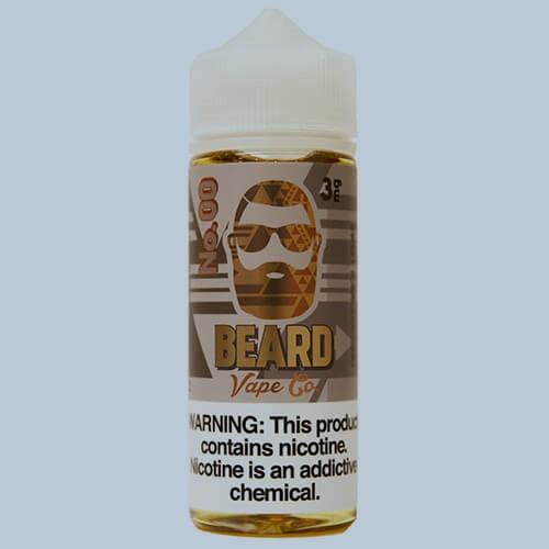 Beard Vape Co. No. 00 120ml