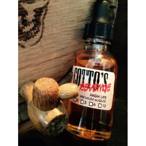 *Clearance Sale* Cotto's Revenge High Life 60ml
