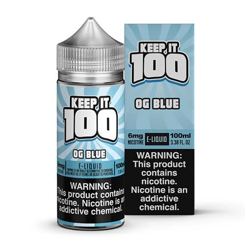 Keep It 100 OG Blue 100ml