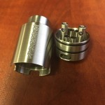 Trickster 24mm, Two Post RDA by Kennedy Enterprises ** Authentic **  (JAPAN Domestic Shipping)