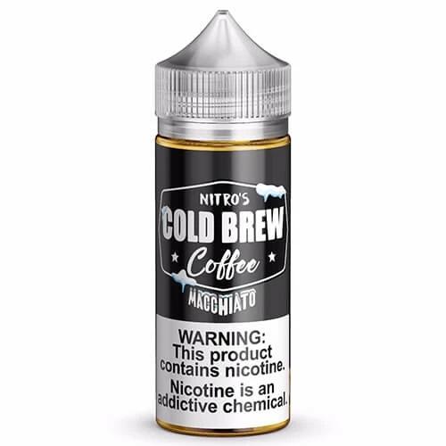 Nitro's Cold Brew  Macchiato 100ml