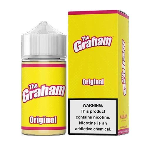 The Graham E-Liquid Original 60ml
